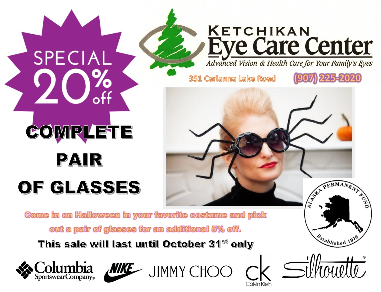 Alaska Permanent Fund Dividend - Ketchikan Eye Care Center ...